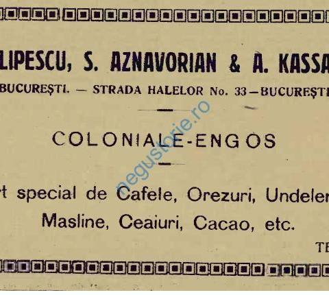 Aznavorian & Kassargian