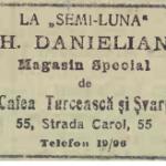 Danielian Semi Luna