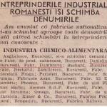 Danielian fabrica_Nouvelles_de_Roumanie