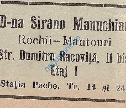 Manuchian Sirano