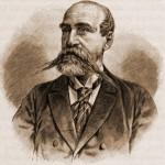 Armean din Suceava – desen de Julius Zalaty Zuber (1867-1918)