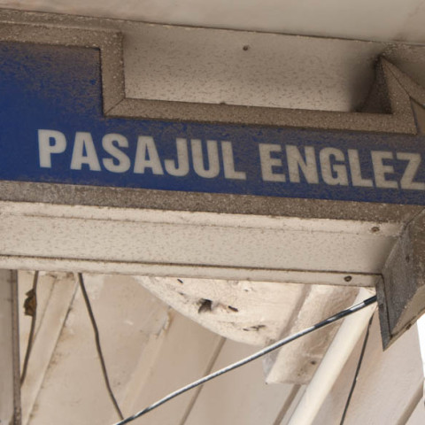 Pasajul Englez