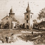 Suceava, biserica armenească – de Rudolf Bernt (1844-1914)