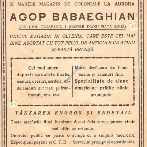 Babaeghian Agop