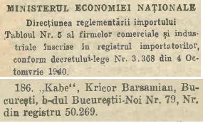 Barsamian - KABE