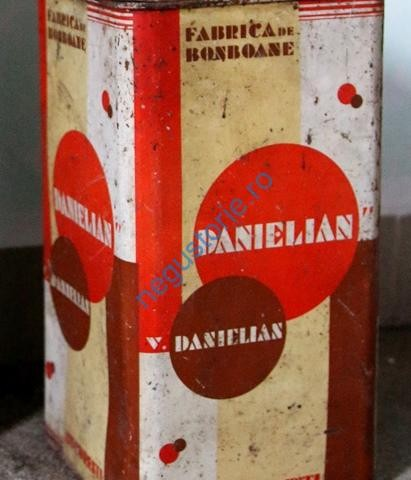 Danielian - Fabrica de bomboane