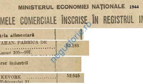 Importatori - 1944