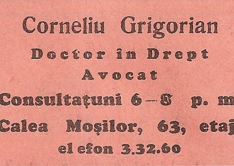 Corneliu Grigorian 1939