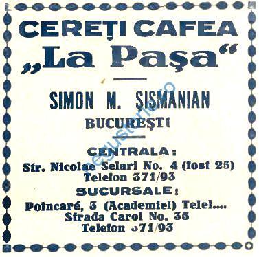 Simon Sismanian - La Pasa
