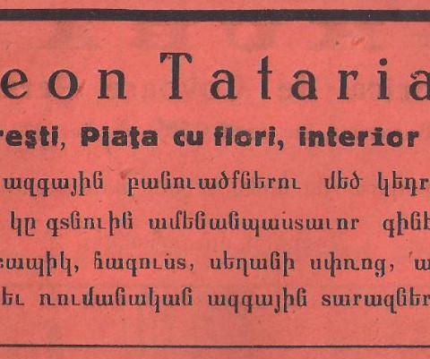 Tatarian Leon