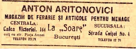 Anton Aritonovici