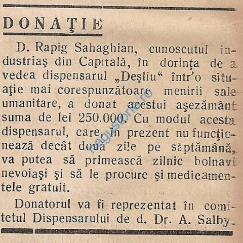 Sahaghian Rapig