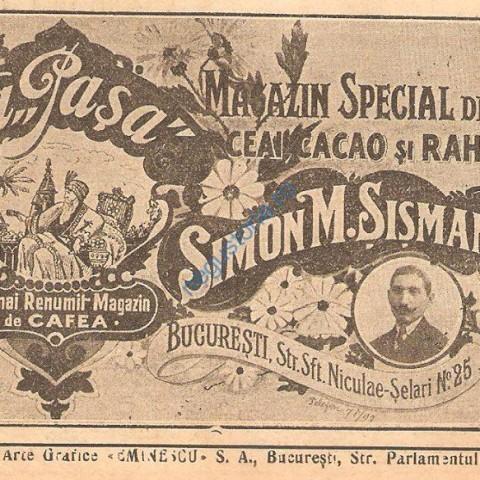 Sismanian - 1925