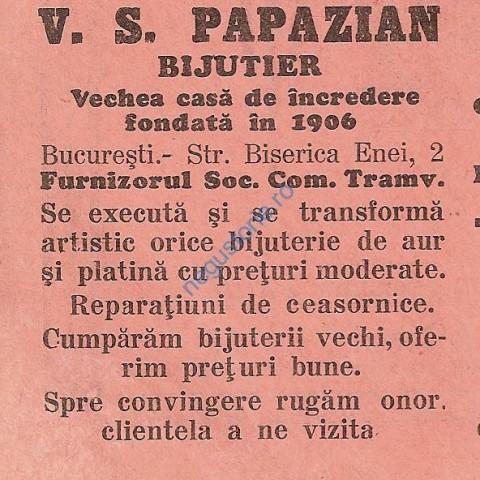 Papazian V.S.