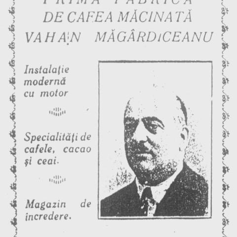 Vahan Magardiceanu