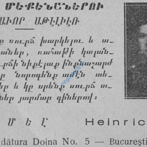Heinric Stefan