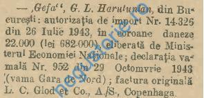 GEFA - Harutunian