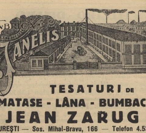 Janelis - Jean Zarug